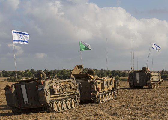 Mısır'ın ateşkes önerisine İsrail'den yeşil ışık