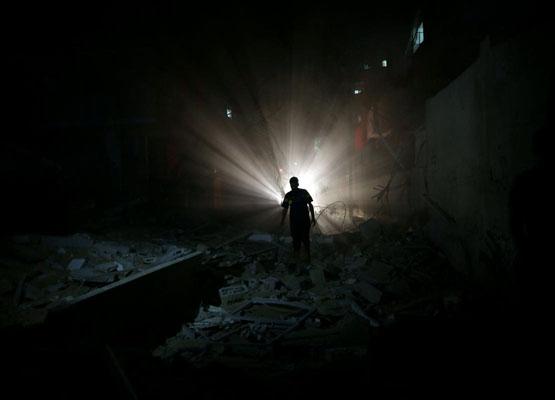 """""""BM'nin ateşkes teklifine Netanyahu'dan cevap yok"""""""