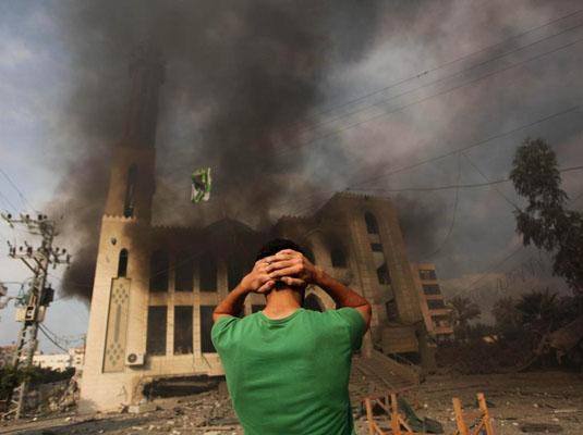 Gazze saldırısı ve Yahudilere yönelik ayrımcılığa karşı ortak bildiri