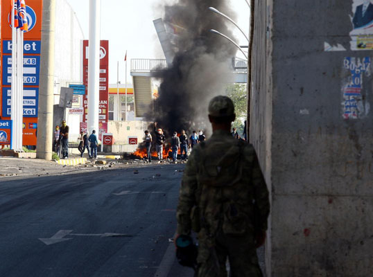 KCK'dan Kobane açıklaması