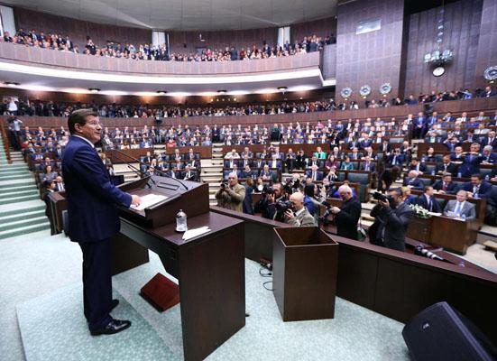 Davutoğlu, güvenlik paketini açıkladı