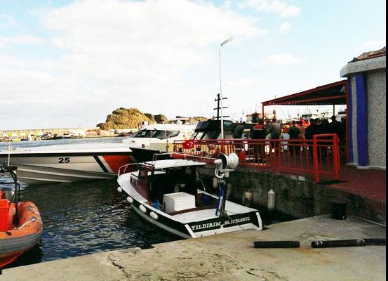 Marmara, mültecilerin yeni göç yolu oldu