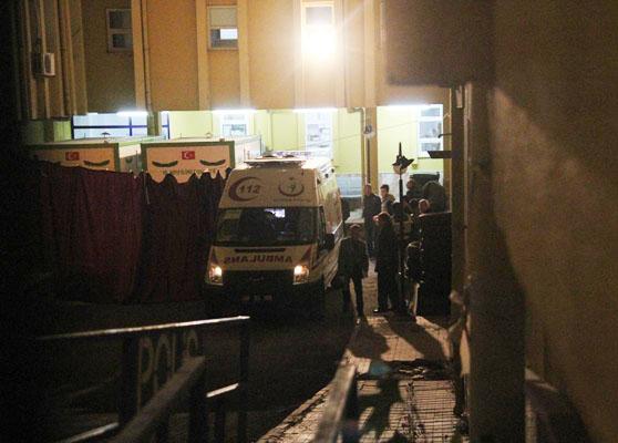 Ermenek'te iki işçinin cansız bedenine ulaşıldı