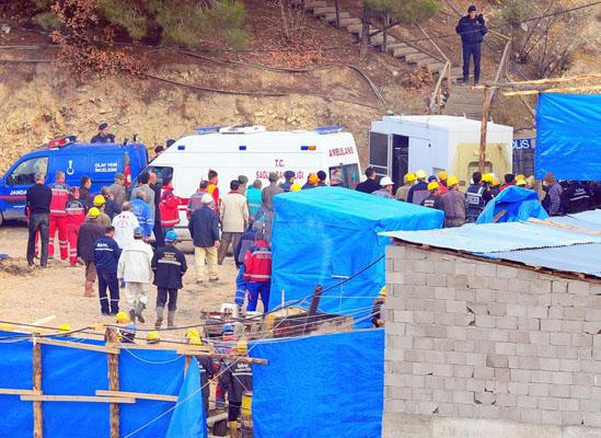 Ermenek'te 6 madenciye daha ulaşıldı