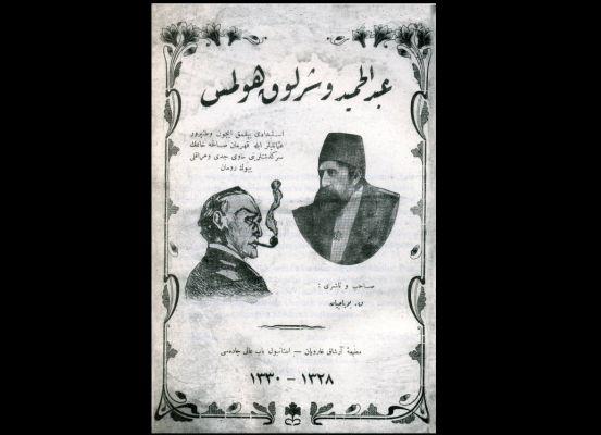 Talat Paşa hayranı evli-barklı Sherlock