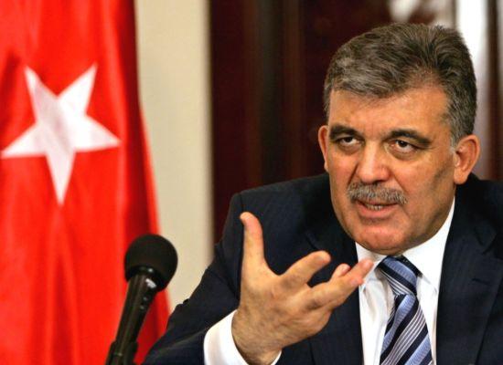 Cumhurbaşkanı Gül: Bu devlet böyle gidemez