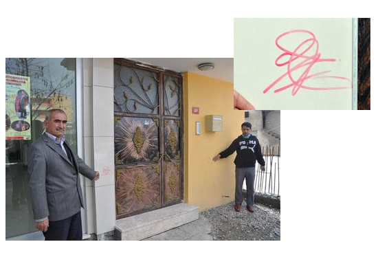 Adıyaman'da Alevilerin evlerinin işaretlenmesi soruşturuluyor