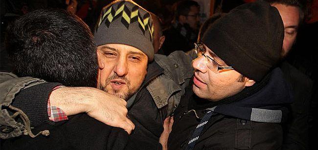 Şener: 'Hrant için adalet için diye girdim aynı şekilde çıkıyorum'