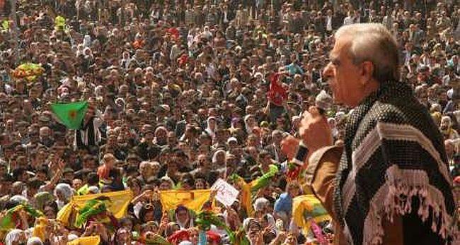 Ahmet Türk: 'Korkunun zincirlerini kırdık'