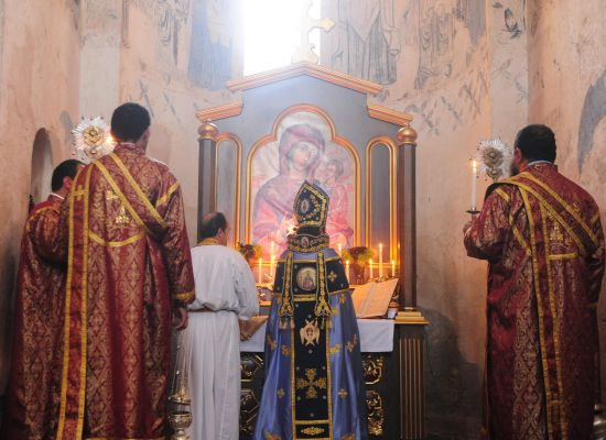 Onyıllar sonra Ahtamar'da ilk vaftiz yapıldı