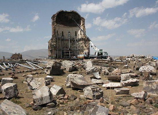 Ani restorasyonuna uluslararası destek