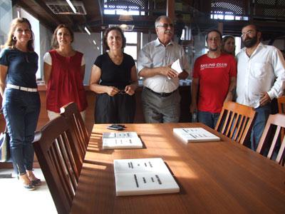 Ani Setyan Çanakkale Bienali'ndeki sergisinde, Çanakkale'nin gayrimüslim erlerini gündeme getirdi