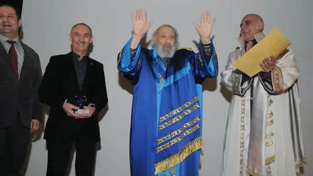 Ara Güler'e MSGSÜ'den 'Fahri Doktora'