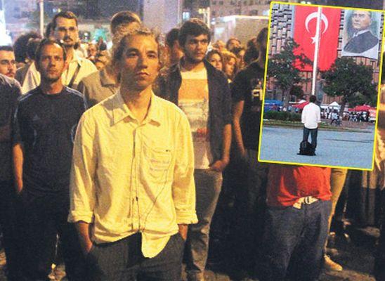 Bülent Arınç #duranadam eylemlerini çok beğenmiş