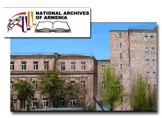 Ermenistan Ulusal Arşivi Türk araştırmacılara açık
