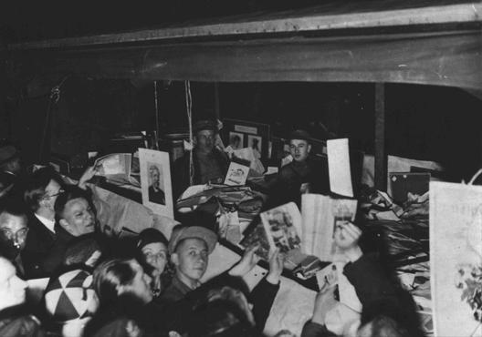 Nazi Almanyası'nda ilk trajedi: 1933 Kitap Yakma Olayı