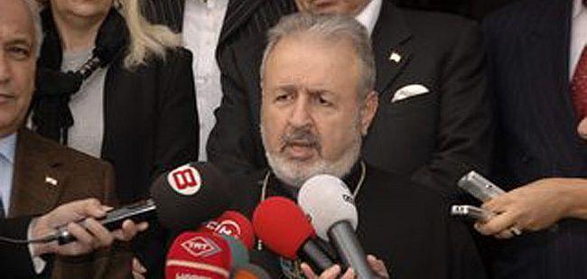 Patrik genel vekili 'eşit vatandaşlık' talep edecek