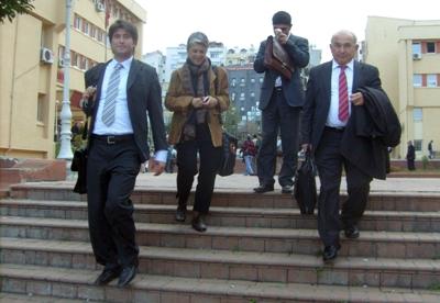 Dink ailesi avukatına hapis cezası