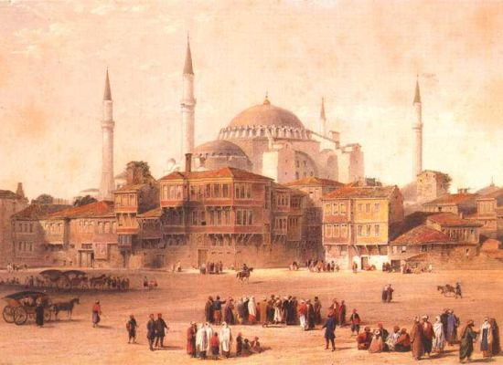 Hayali Osmanlı otoritesinin bitmeyen Ayasofya inadı