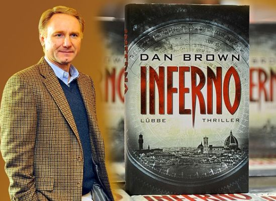 Dan Brown, Ayasofya'yı turizm cennetine çevirecek