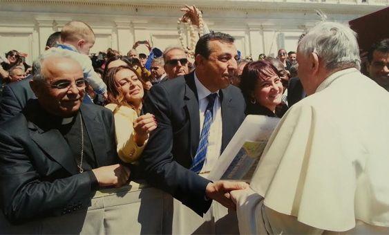 Kırklar Meclisi Vatikan'da