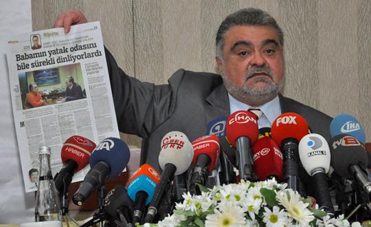 Ahmet Özal'dan babasının ölümüyle ilgili çarpıcı açıklamalar