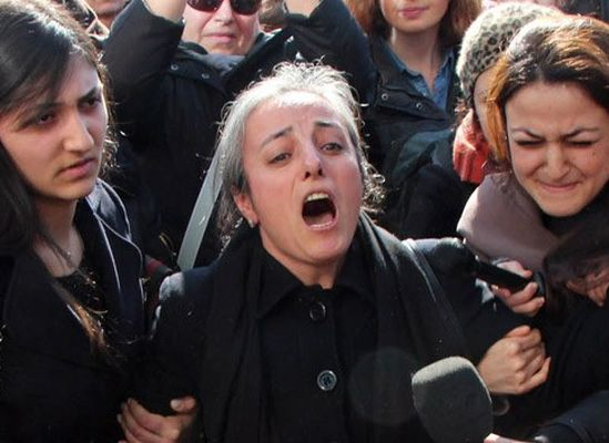 Ayvalıtaş davasına polisten sert müdahale