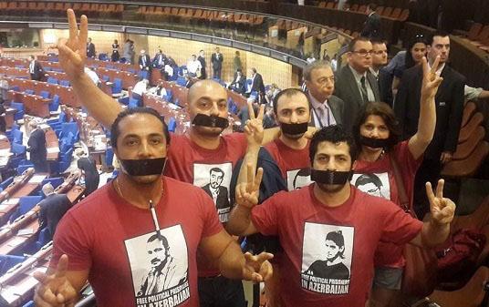 AKPM'den Aliyev'e insan hakları eleştirisi