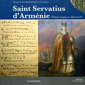 Avrupa'nın tarihini anlamak için bir anahtar: 'Ermenistanlı Aziz Servatius'