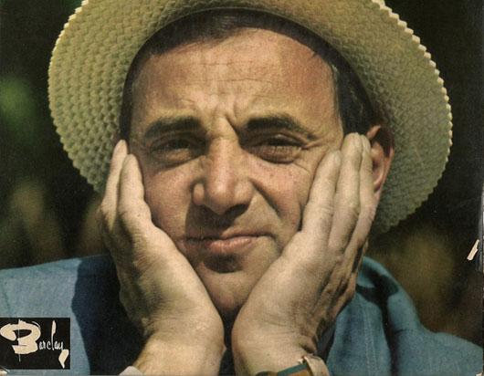 Romantik şarkıların delikanlısı Aznavour
