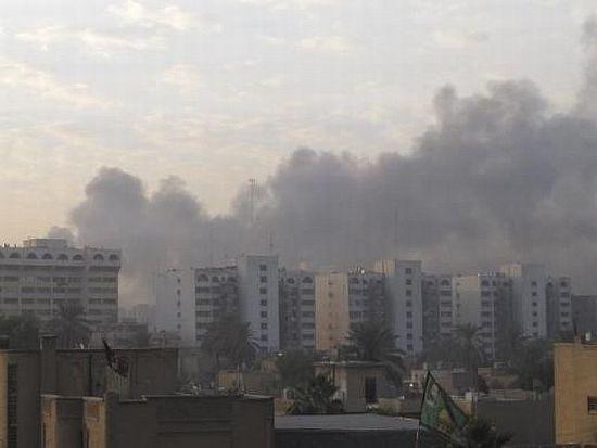 Bağdat'ta 9 ayrı saldırı