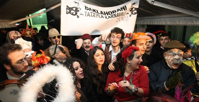 Kural tanımayan bir karnaval