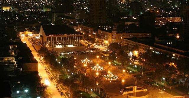 Bakü'de MOSSAD ajanları cirit atıyor
