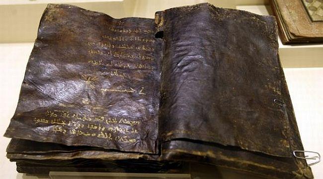 Ankara'daki İncil Barnabas İncil'i değil