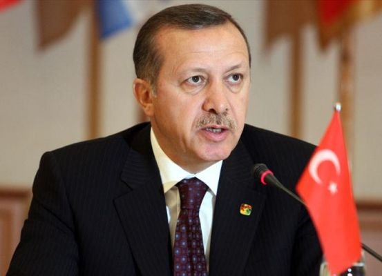 Başbakan Erdoğan'dan 24 Nisan mesajı
