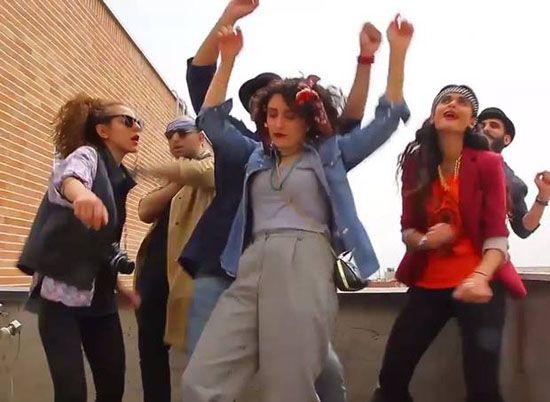 İran'ın kamu ahlakını bozan 'mutluluk'