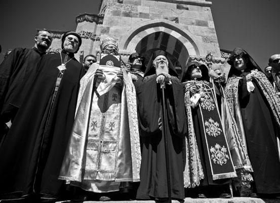 Ինչպէս Գուրշունլու ճամի եղաւ Ս. Թէոդորոս կաթողիկէն
