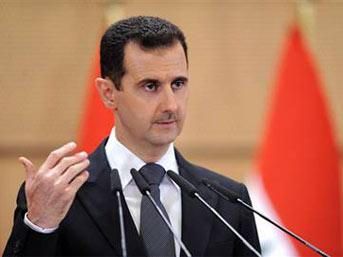 Esad: ''Gerçek bir savaş içindeyiz''