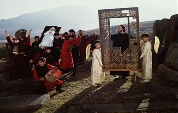 Ermeni Kültür'de Sayat-Nova akşamı