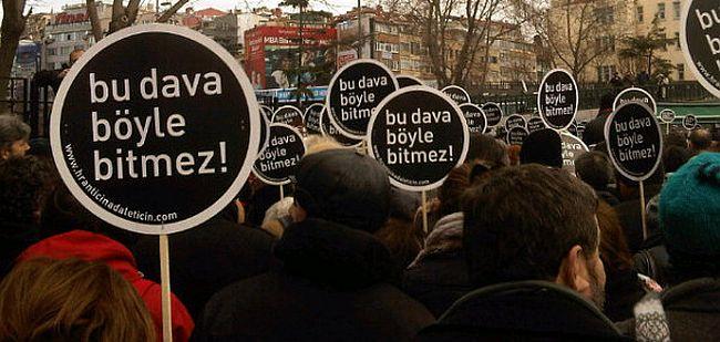 Hrant Dink cinayetinde kamu görevlilerinin yargılanması için dilekçe verildi