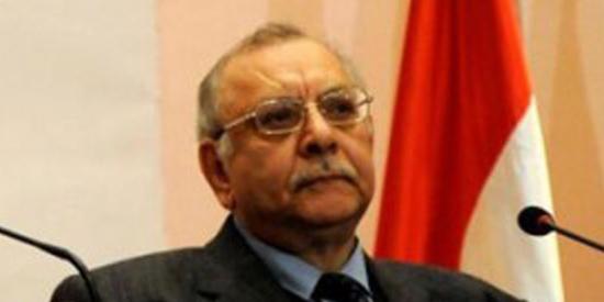Geçici Cumhurbaşkanı Adli Mansur oldu
