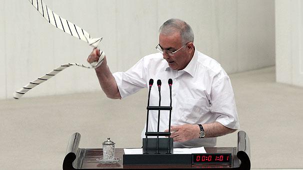 CHP'li öğüt 'Çıldır' için çıldırdı