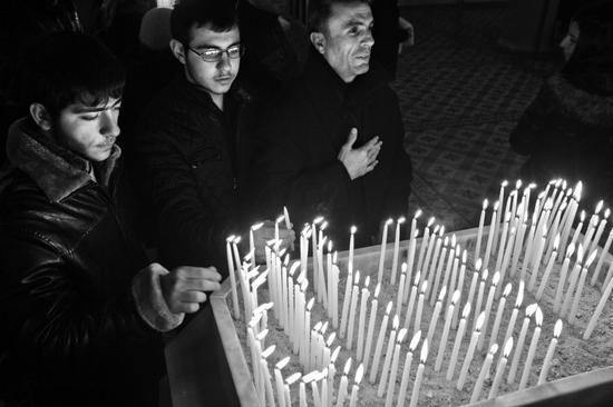 Çınarcıklı Ermenilerden kilise isteği
