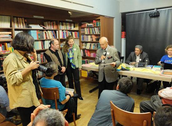 İki halk arasında Barış ve Edebiyat buluşması