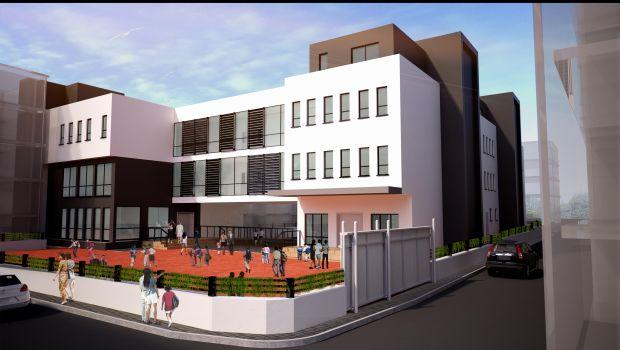 Bakırköy'de madağ Dadyan'ın yeni binası için