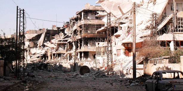 Şam'da son tango