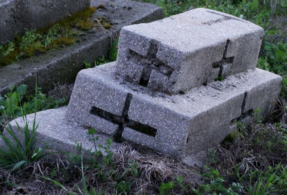 Bir 'garip' mezarlık ve yok edilen hafıza