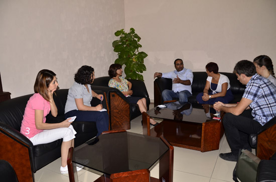 Diaspora temsilcileri Diyarbakır'da
