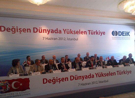 Hedef Türk diasporasını daha aktif hale getirmek