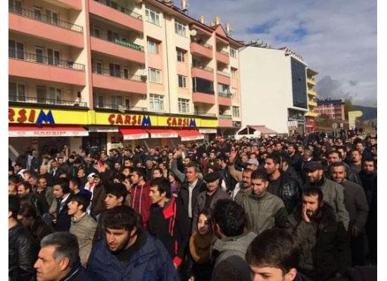 Bahçeli Dersim'e gidiyor, protestolar başladı